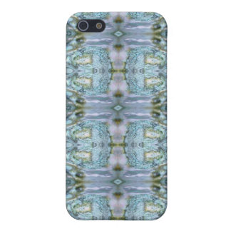 Abalone Design Hard Shell Case for iPhone 4