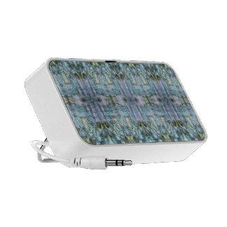 Abalone Designed Speaker (portable)