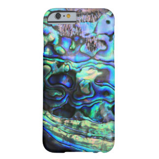 Abalone paua shell barely there iPhone 6 case