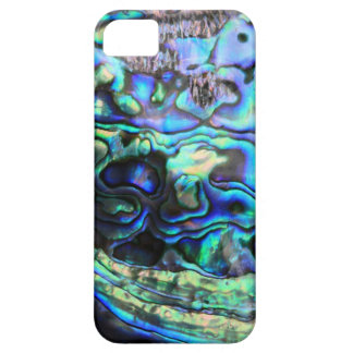 Abalone paua shell case for the iPhone 5