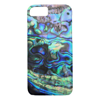 Abalone paua shell iPhone 7 case