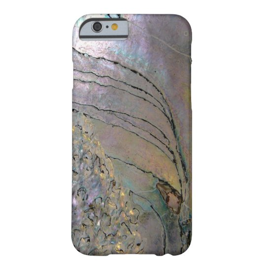 Abalone Sea Shell Pattern Barely There iPhone 6