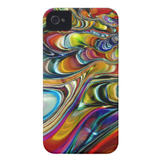 Abalone Shell Abstract Case-Mate iPhone 4 Case