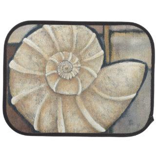 Abalone Shell Car Mat