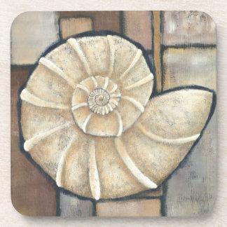 Abalone Shell Coaster