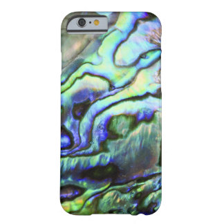 Abalone shell green blue paua barely there iPhone 6 case