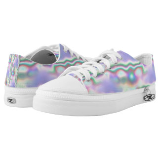 Abalone Shell Low Tops