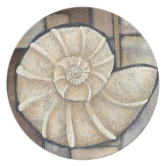 Abalone Shell Plate