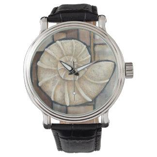 Abalone Shell Watch