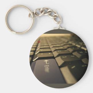 Abandon All Hope, Ye Who Press ENTER... Keychain