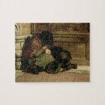 Abandoned, 1903 jigsaw puzzle