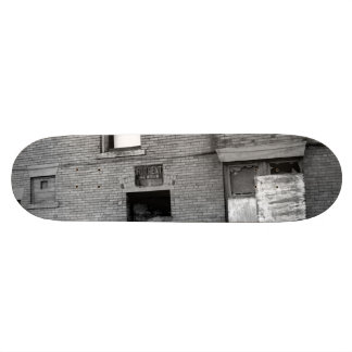 Abandoned Apartment For Rent Skate Deck