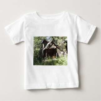 Abandoned Cabin in the Woods Baby T-Shirt