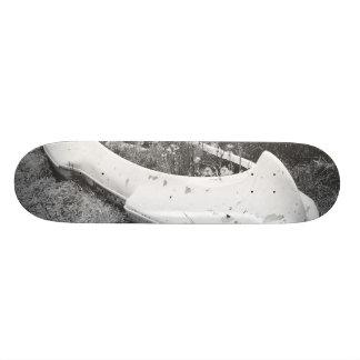 Abandoned Canoe Skateboard