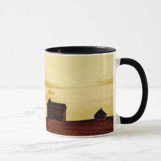 Abandoned Farm in South Dakota Coffee Mug
