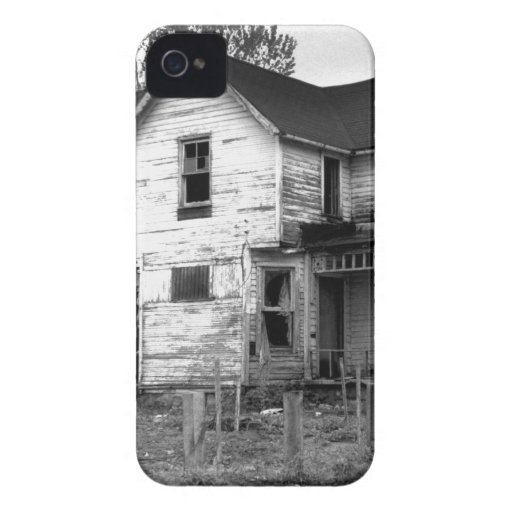 Abandoned House iPhone 4 Case