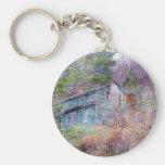 Abandoned House Key Chains