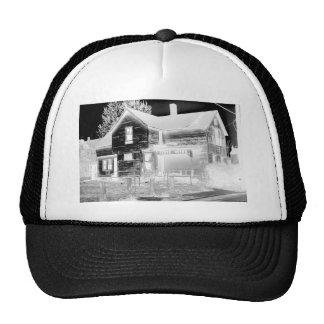 Abandoned House - negative Cap