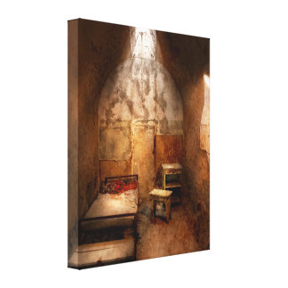 Abandoned - Life sentence Canvas Prints