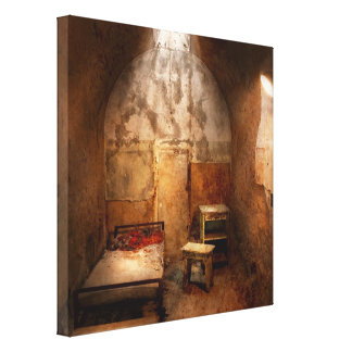 Abandoned - Life sentence Gallery Wrap Canvas