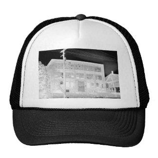 Abandoned Manufacturing Building - negative Cap