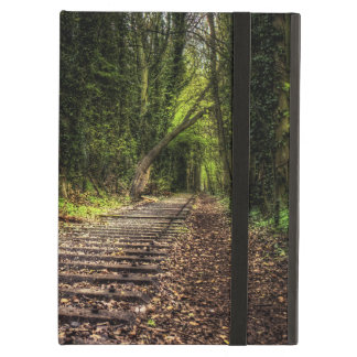 Abandoned Railway Tracks HDR Case For iPad Air
