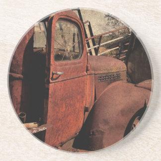 Abandoned Truck Coaster