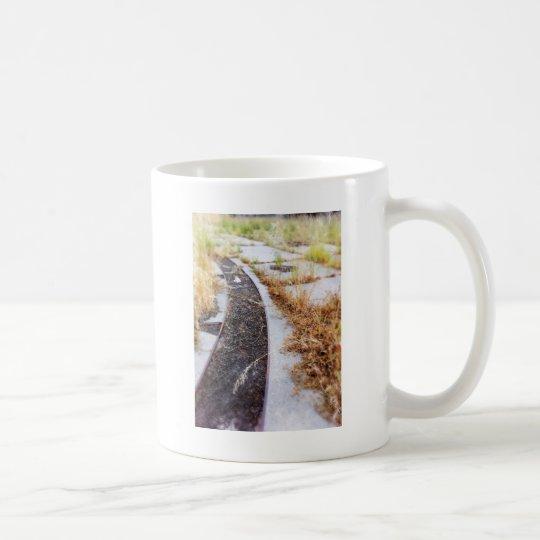 abandoned walkway coffee mug