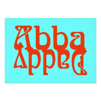 Abba Daddy (Father God) Invite