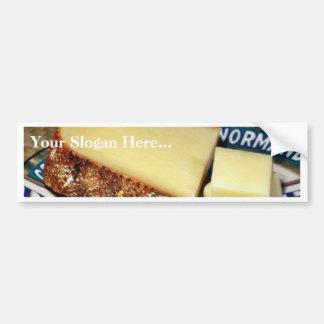 Abbaye De Belloc Cheese Bumper Sticker