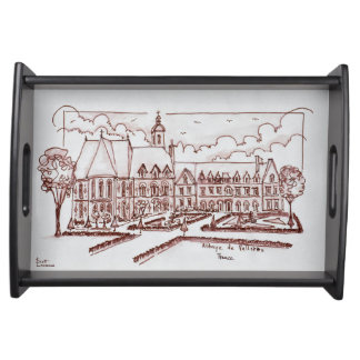Abbaye de Valloires | Argoules, France Serving Tray