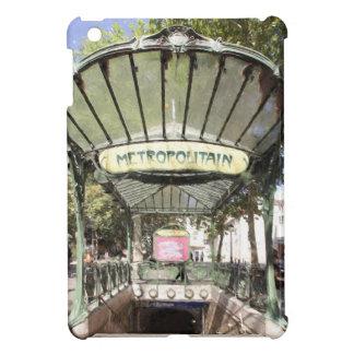Abbesses Metro, Montmartre, Paris iPad Mini Cover