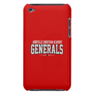 Abbeville Christian Academy High School; Generals Barely There iPod Case