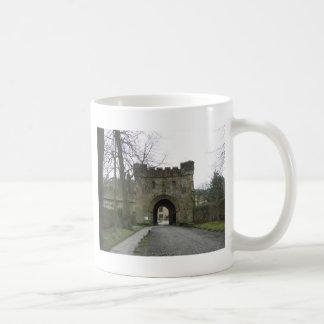 Abbey Basic White Mug