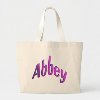 Abbey Jumbo Tote Bag