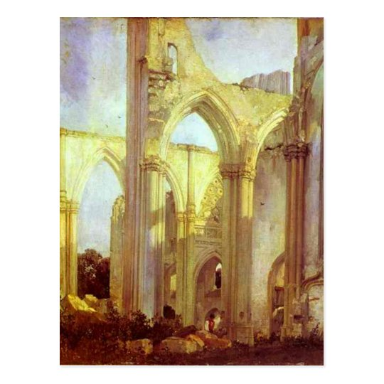 Abbey of St. Berlin, near St. Omer by