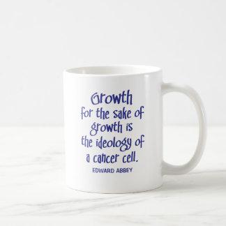 Abbey on Growth Coffee Mug