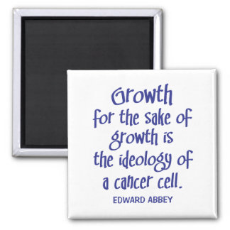 Abbey on Growth Magnet