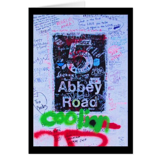 Abbey Road 5 Card
