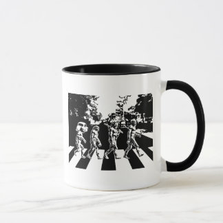 Abbey Road Evolution Mug