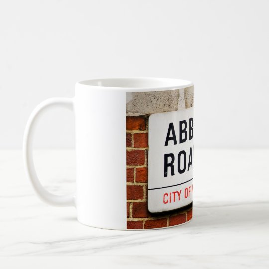 Abbey Road Studios London Mug