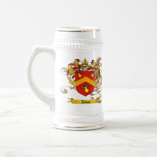 Abbot Shield of Arms Coffee Mugs