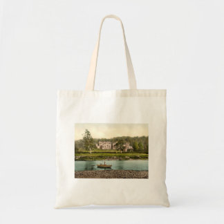 Abbotsford House, Scottish Borders, Scotland Budget Tote Bag