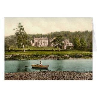 Abbotsford House, Scottish Borders, Scotland Greeting Card