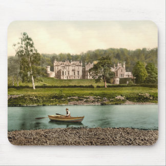 Abbotsford House, Scottish Borders, Scotland Mouse Pad