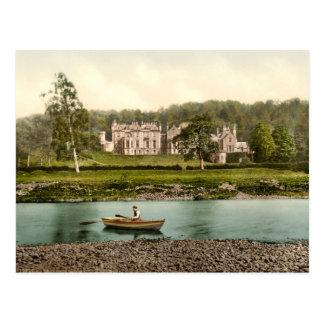 Abbotsford House, Scottish Borders, Scotland Postcard
