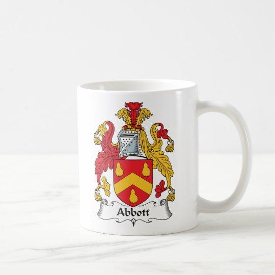 Abbott Family Crest Coffee Mug