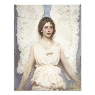 Abbott Handerson Thayer - Angel Art Photo