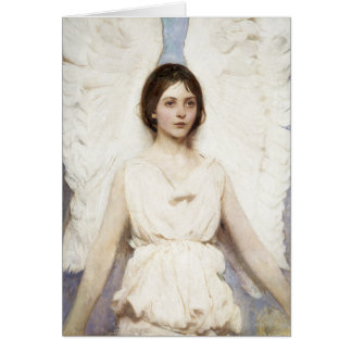Abbott Handerson Thayer Angel Greeting Card