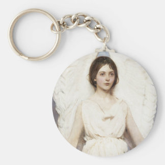 Abbott Handerson Thayer Angel Key Chain
